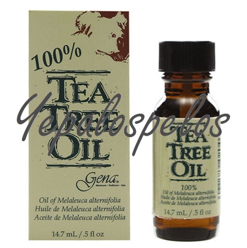 TEA TREE OIL (100% ACEITE ARBOL DEL TE) 14 ml.  REF. 02047