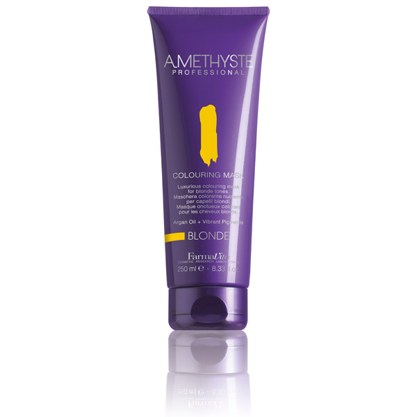 AMETHYSTE COLOURING MASK - BLONDE 250 ml