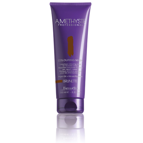 AMETHYSTE COLOURING MASK - BRUNETTE 250 ml