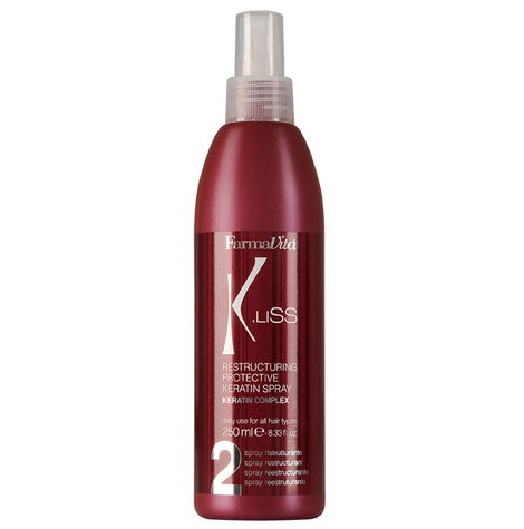 K.LISS RESTRUCTURING PROTECTIVE SPRAY 250 ml.