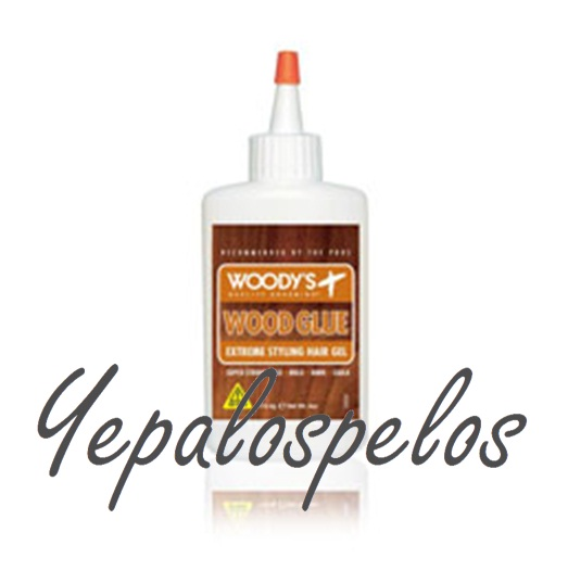 WOODY'S EXTREME STYLING WOOD GLUE (GEL EXTREMO) 113,4 ml.