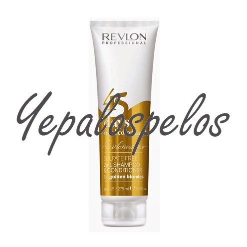 REVLON 45 DAYS - GOLDEN BLONDES