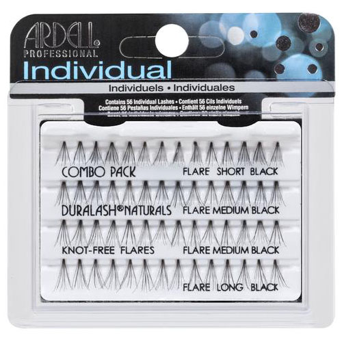 ARDELL NATURALS COMBO BLACK