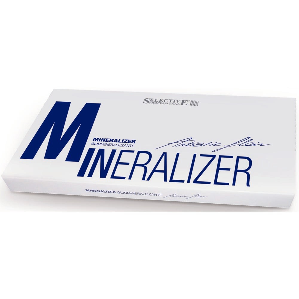 ART.FLAIR OLEO MINERALIZANTE CAJA 10 ampollas 12 ml.