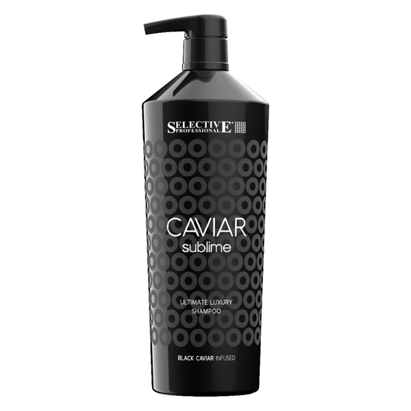 CAVIAR SUBLIME ULTIMATE LUXURY SHAMPOO 1.000 ml.