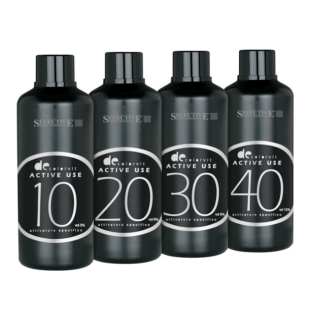 DECOLORVIT ACTIVE USE 30 vol. 750 ml.