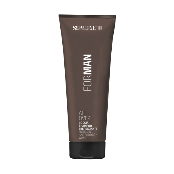 DES FOR MAN ALL OVER SH. REVITALIZADOR 250 ml
